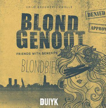 Blondgenoot Blondbier den duiyk bier