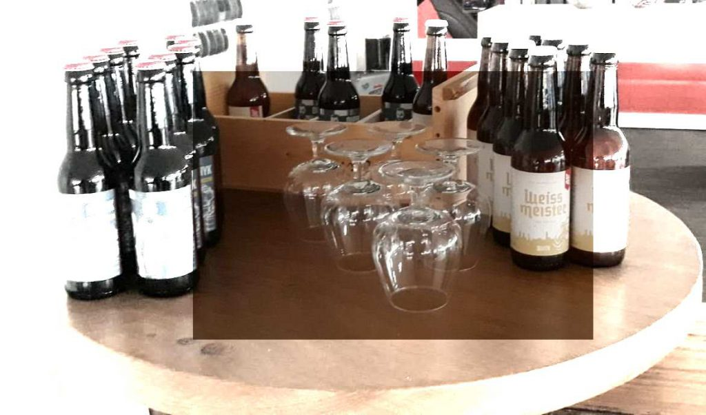 Den duiyk proeverij bierproeverij