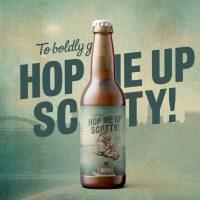 hop me up scotty oapa oatmeal american pale ale