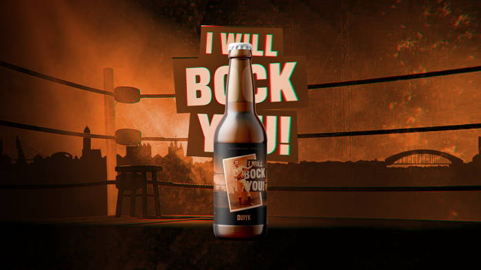 I will bock you bokbier den duiyk